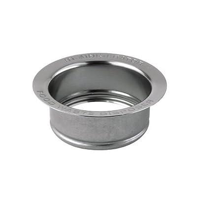 InSinkErator FLG-SS-LG Extended Sink Disposal Flange,