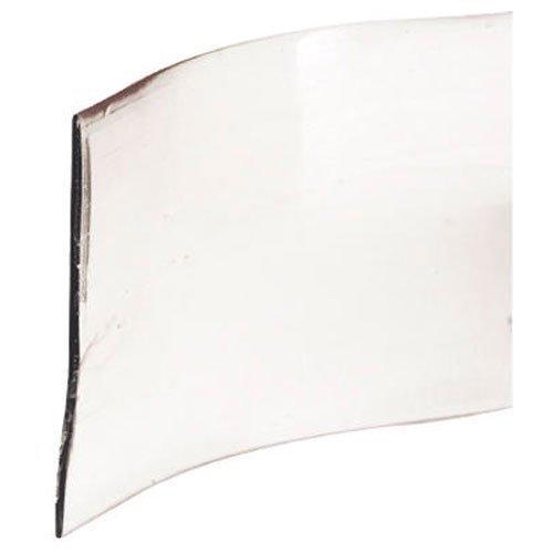 Gray Shower Door Drip and Vinyl Sweep - 7 ft long new