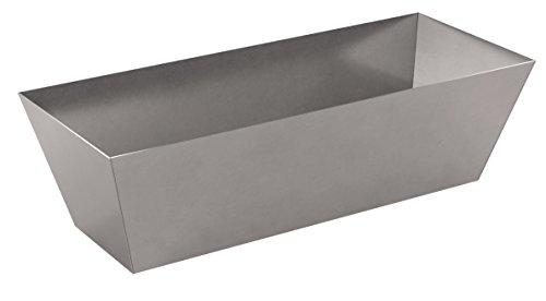 - Bon 15-165 10-Inch Stainless Steel Heli-Arc Mud Pan