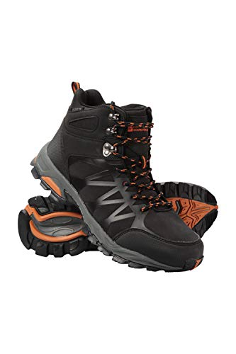 Mountain Warehouse Trekker II Mens Waterproof Softshell Boots -