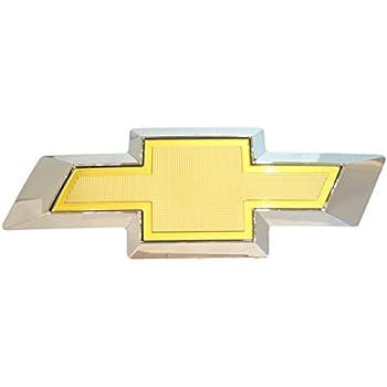 Amazon 2011 2014 Chevy Cruze Front Bumper Emblem Gold Chrome
