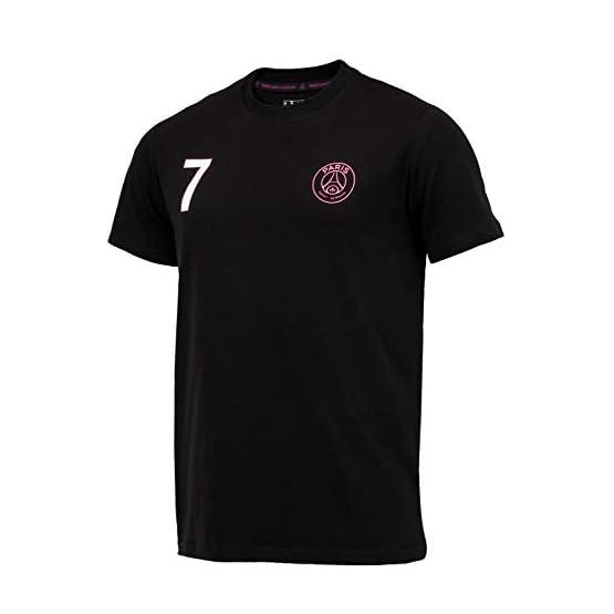 PARIS SAINT GERMAIN T-Shirt PSG - Kylian MBAPPE - Collection Officielle Taille Enfant