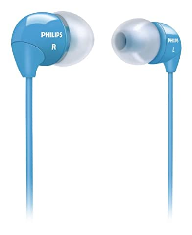 Philips SHE3590BL/10 In-Ear Headphones (Blue) - Sj Speaker Cable