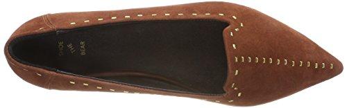 Bear Loafers Brown Oak Zola the Womens Shoe 300 SAq1g