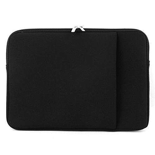 eDealMax Case Unisexe tablette Double glissière Housse de Protection Sac Pour MacBook Air Pro 13.3inch - Housse De Protection