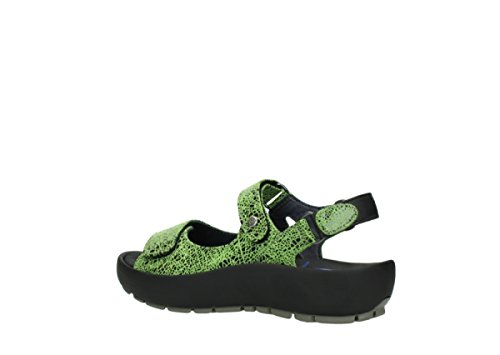 Lacets Chaussures 475 Dive À suede Wolky Winter crash lime wgP7n