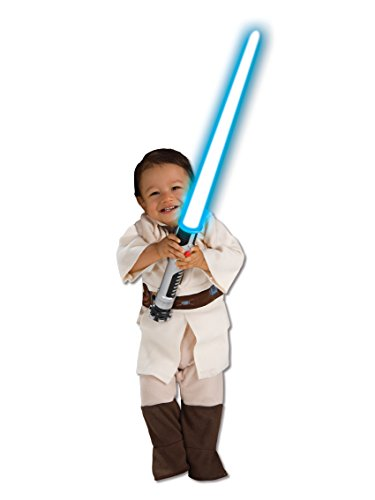 Jedi Costume Toddler (Star Wars Romper Obi-Wan Kenobi, 1-2)