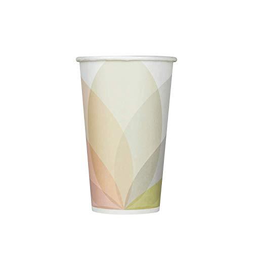 (Karat C-KCP16 16 oz Paper Cold Cup (90mm Diameter),