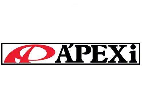 APEXi 601-KH07 Decal 12 inch, White, Cursive