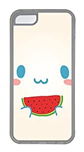 LJF phone case Lovely Watermelon Cases For ipod touch 4 - Summer Unique Cool 5c Cases