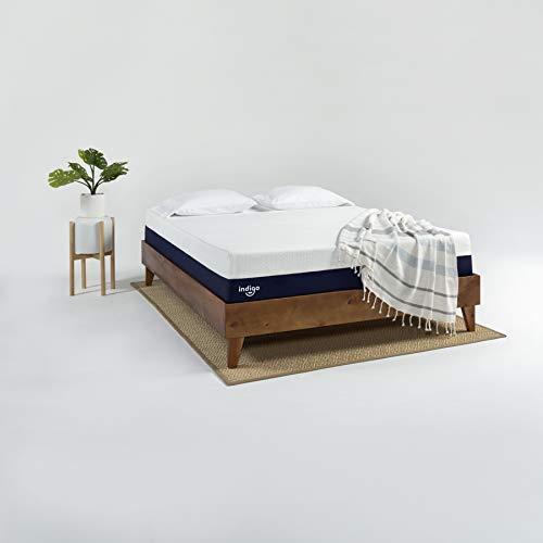 Indigo Sleep Classic King Mattress |Supportive Cool Gel Memory Foam...