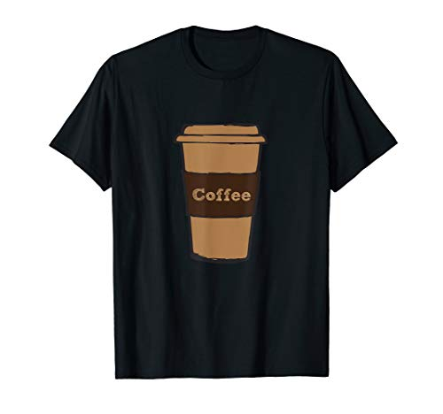 Coffee Cup Costumes (Coffee Cup Funny Roasted Beans Brewed Drink Beverage Costume)