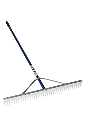 Pack of 2 - Midwest Rake 10036 Professional Landscape Rake - 36'' Head by Midwest Rake
