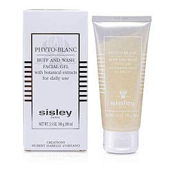 Sisley Phyto- Blanc Buff & Wash Facial Gel (Tube) - 100ml/3.3oz