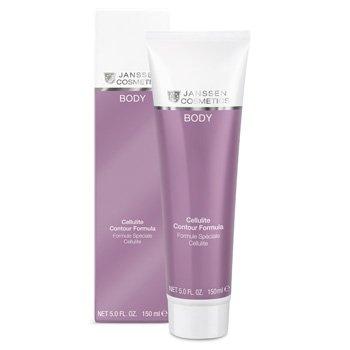 Janssen Cosmetics Body Cellulite Contour Formula 300ml Professional Size
