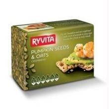 Ryvita B36040 Ryvita Pumpkin Seeds And Oats Crispbread -10x7 Oz by Ryvita