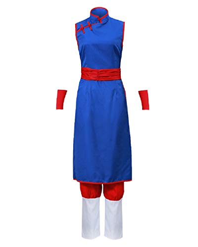 DAZCOS US Size Adult Chi Chi Blue Dress Cosplay Costume (Women Small) ()