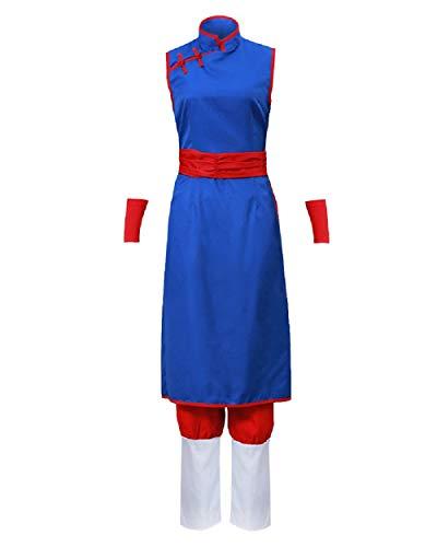 DAZCOS US Size Adult Chi Chi Blue Dress