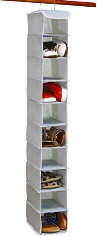 Shelves Hanging Organizer Holder Pockets product image