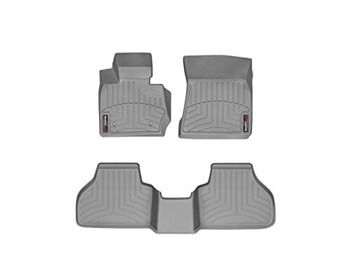 WeatherTech 46331 – 1 - 2 DigitalFit Floorlinerセット B01049X09E  - -
