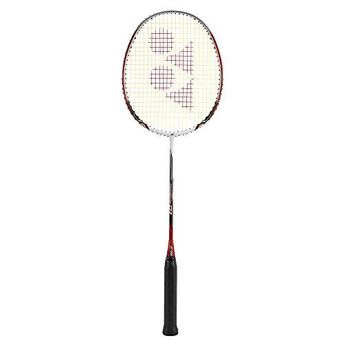 Yonex 3U-G4 Nanoray D1 Badminton Racquet (Red/White)