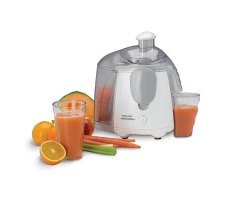 Black & Decker JE1500 Fruit-and-Vegetable Juicer, used for sale  Delivered anywhere in USA