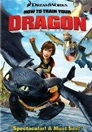 How To Train Your Dragon Rare Movie Edition Starring-Kristen Wiig
