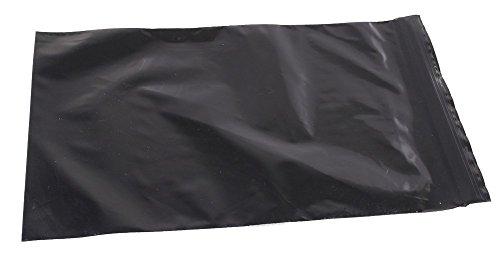 Black Poly Bags - 5