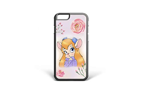Koldan Cute Gadget Hackwrench Case iPhone XS Max Disney X SE 7 Plus iPhone XR 6 6S Plus Chip 'n Dale Rescue Rangers iPhone 8 Plus Samsung Note 8 Note 9 S6 S7 Edge S9 Plus Samsung S9 S8 S8 Plus 2DaO274