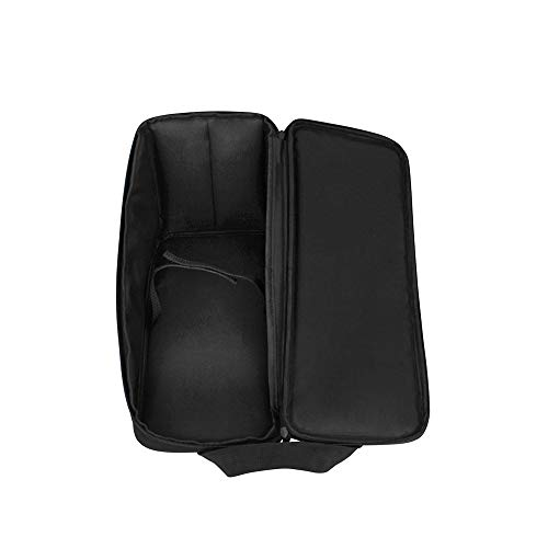 Festnight IRIN Single Pedal Bag Leather Protection Drum Kick Pedals Carrying Case Percussion Accessories