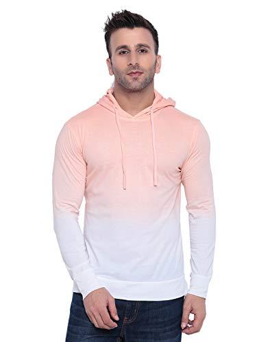 31R9cSnr6gL GRITSTONES Tan dye Hooded T-Shirt GSHDOMB2029-P