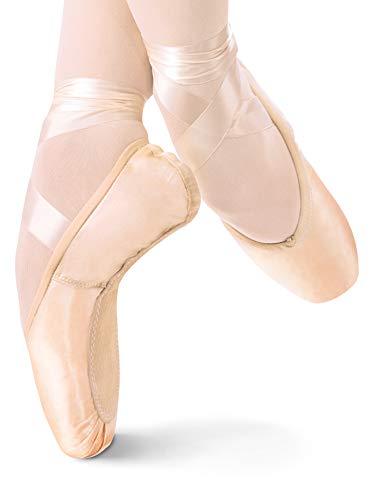 Grishko 2018 Pointe Shoe - Grishko 2007 - Medium Shank (5 XXXX) Ballet Pink