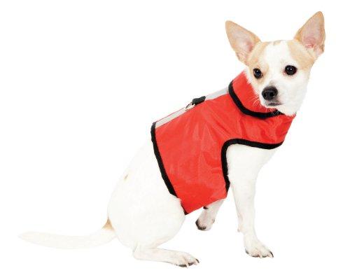 Fashion Pet Red Essential Dog Walking Harness Medium ()
