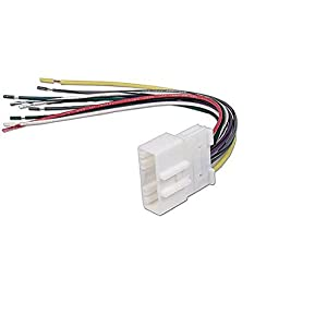 scosche radio wiring harness for 2007 up nissan car stereo connector car electronics