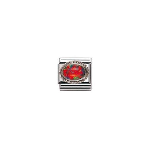 Nomination 030509/08 - Maillon pour bracelet composable Femme - Acier inoxydable