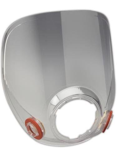 3M 50051131370062 6898 Lens Assembly for 6000 Series Full Face Piece Respirator by 3M
