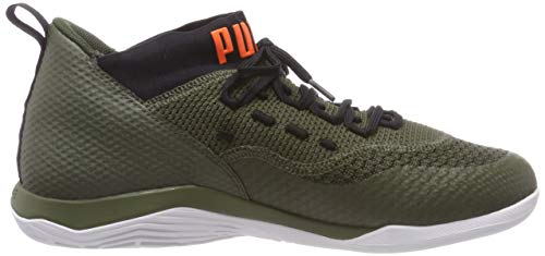 365 Chaussures Black Vert puma 2 03 White Puma Forest de Football puma Homme Ignite Fuse Night dwFI7qTC