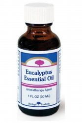 Heritage Store - Essential Oil Eucalyptus - 1 oz
