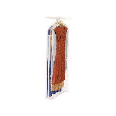 Frameless Long Dress Bag Clear