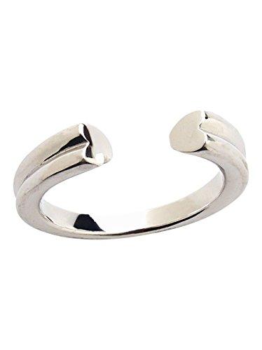 Tenderness Heart - Sterling Silver Tenderness Heart Ring Size : 8