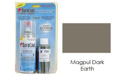Duracoat Aerosol Firearm Finish Kit (Magpul Dark Earth) from DuraCoat