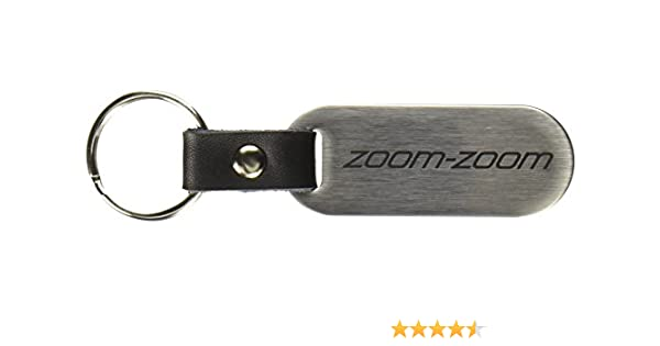 Mazda Genuine Accessories 0000-83-Z45 Keychain Logo