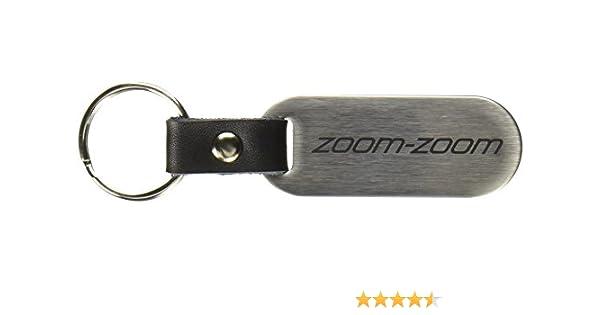 Mazda Genuine Accessories 0000-83-Z45 Keychain Logo