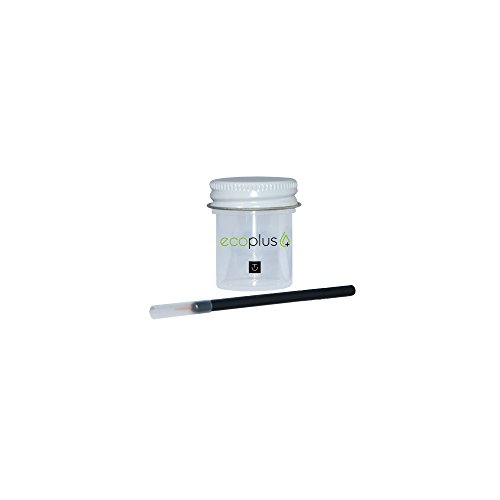 Touch Up Paint Ecoplus+ Basic Chip Scratch Repair Kit - Ford Escape P9 Frosted Glass Metallic