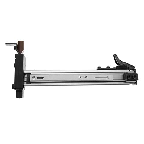 SYH01 Haofy Manual Nailer Nail Gun Hand Operated Tool for Furniture Woodworking 2019 style Air Nail Gun Set Compressor Nails (Best Brad Nailer 2019)