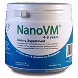 NanoVM® 4-8 Years Dietary Supplement 275 g Gluten-Free #SY1148
