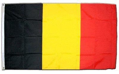 Drapeau Belgique 60 x 90 cm
