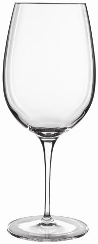 Luigi Bormioli 09641/02 Styles 25.75 oz Bold Red Wine Glasses (Set Of 2), Clear