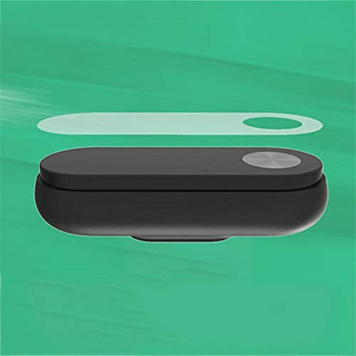 Pudincoco High Trasparent 2pcs Screen Protective Film Ultrathin Protector For Miband 2(Color:clear)