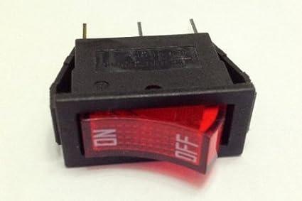 Amazon.com: Razor patinete eléctrico interruptor de ...